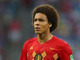 Witsel acredita que a Bélgica será uma das favoritas para a próxima Euro. Goal