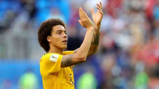 Witsel has moved to Germany. GOAL