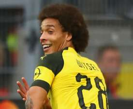 Witsel to Dortmund is signing of the season - Martinez. Goal