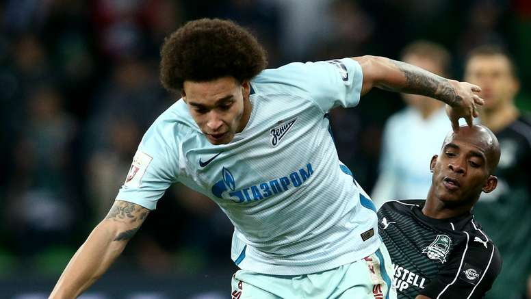 Witsel is wanted by a number of clubs. Goal