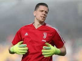 Szczesny missed Juventus' game with Udinese due to a shoulder problem. GOAL