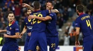 Quando giocano Inter e Roma. Goal