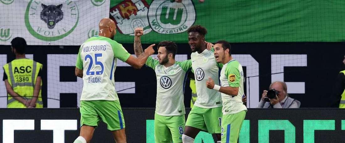 Origi and Malli move Wolfsburg towards Bundesliga survival. Goal