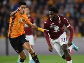 L'esterno nigeriano del Torino saltera' l'amichevole contro il Brasile. Goal