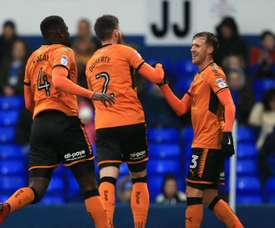 Wolves bounced back to beat Ipswich. Goal