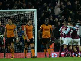 Villa shocked their neighbours. GOAL