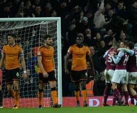 Villa shocked their neighbours. GOAL