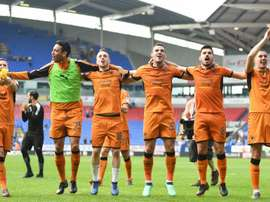 Wolves were crowned champions on Saturday. GOAL