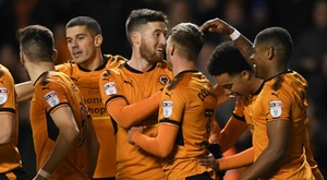 Wolves earn vital win, Villa beaten. Goal
