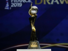 England will meet Scotland, Argentina and Japan in the group stages. GOAL