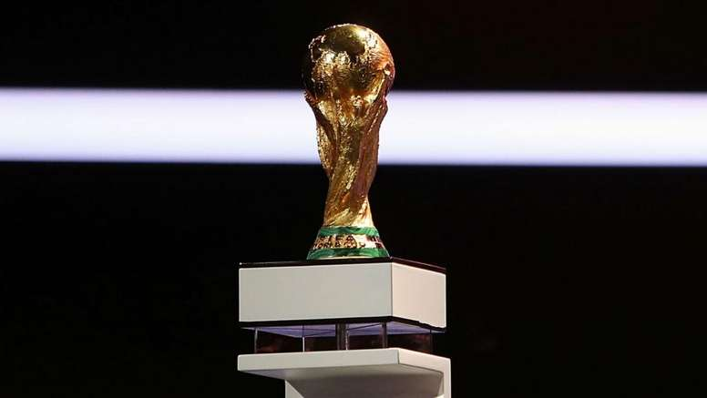 The 2026 World Cup will be hosted by the US, Mexico and Canada. GOAL