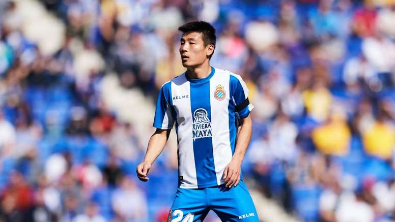 Wu Lei has become a sensation in China following his move to Spain. GOAL