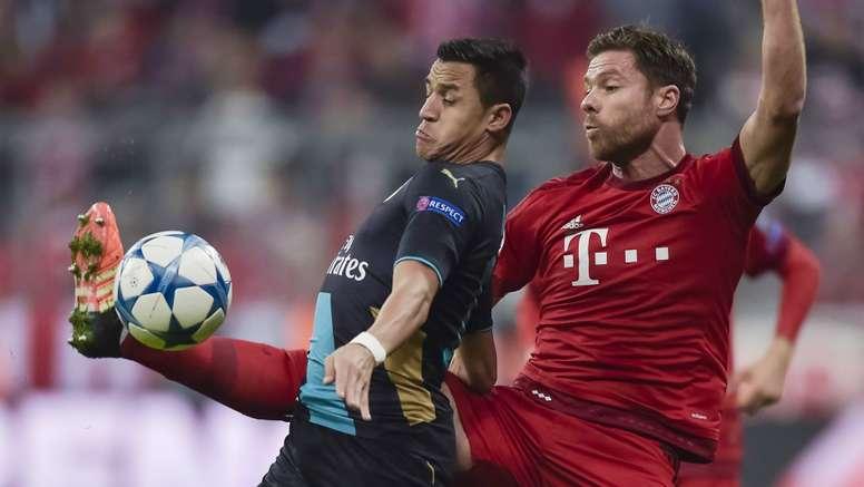 Arsenal were trolled on Twitter by Bayern Munich. Goal