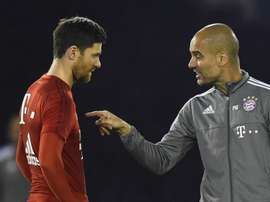Alonso: Pep behind Real Madrid exit. GOAL