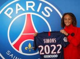 Xavi Simons a marqué son premier but avec les U19. Goal
