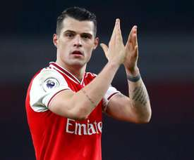 Arteta wants Xhaka to enjoy his football after convincing midfielder to stay at Arsenal