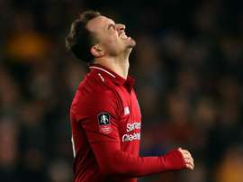 Injured Shaqiri withdraws Switzerland squad. Goal