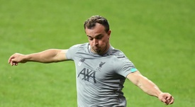 His muscles are unbelievable - Klopp hails Shaqiri physique as Liverpool seek solution to injuries