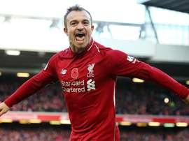 Liverpool s'est imposé face au dernier. Goal