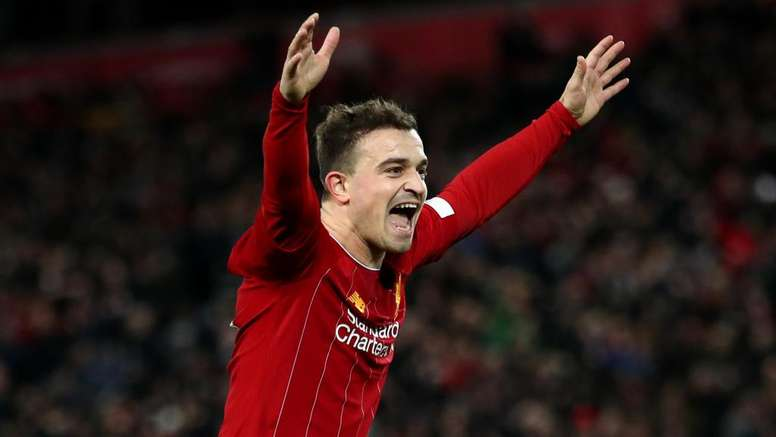 Il Liverpool rifiuta l'offerta della Roma per Shaqiri. Goal