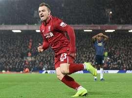 Il Liverpool rimane in cima alla vetta. Goal