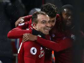 Shaqiri made the difference. GOAL