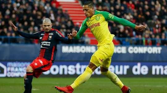Bammou rejoint Caen. Goal