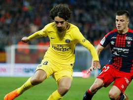 PSG youngster Adli joins Bordeaux.