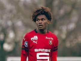 Le Stade Rennais sans Yann Gboho en Youth League. Goal