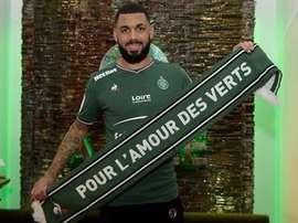 Yann MVila, Saint-Etienne, Ligue 1. GOAL