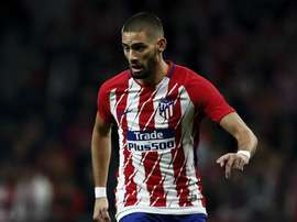 Carrasco sort du silence. Goal