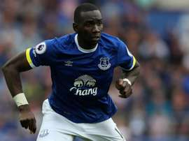 Yannick Bolasie is closing in on a first-team return for Everton. GOAL