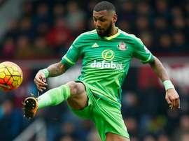 M'Vila spent a season at Sunderland. GOAL