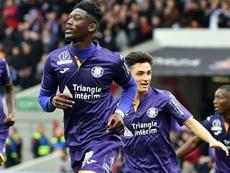 Arsenal, Sanogo : 'Je n'étais pas un phénomène'. AFP