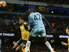 Yaya Toure said that Manchester City had more desire than Arsenal. Goal