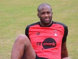 Cet été, Brest a refoulé... Yaya Touré. Goal