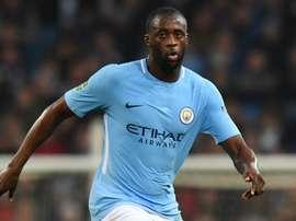 Yaya Touré ne fait plus office de titulaire indiscutable à Manchester City. Goal