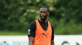 Yaya Touré não acertou com o Botafogo e a torcida reagiu pela internet. Goal