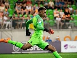 Diouf se confie avant le prochain match face à la Turquie. Goal