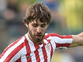 Yeray Alvarez has returned to training after undergoing an operation for testicular cancer. Goal
