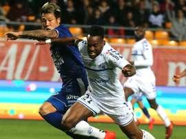 Troyes s'éloigne de la zone rouge. Goal