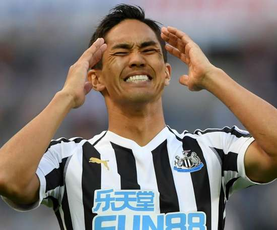 Muto has seen his first-team minutes limited this season. GOAL