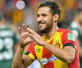 Belaili est un homme fort de 2018. Goal