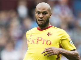 Defender Kaboul has left the Vicarage Road club. GOAL