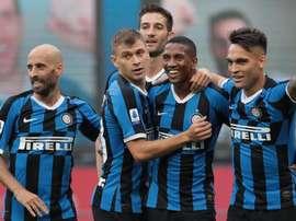 L'Inter déroule face à Brescia. GOAL
