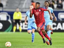 Bordeaux garde une petite chance de se qualifier. Goal