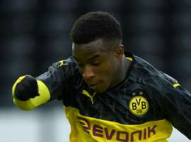 Promising Dortmund 15-year-old Moukoko sets U19 Bundesliga goalscoring record. GOAL