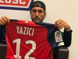 Yazici rejoint le LOSC. Goal