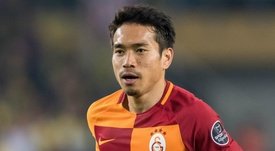 Nagatomo has signed permanently for Galatasaray. GOAL