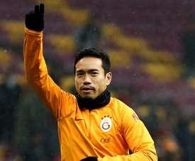 Nagatomo vicino al ritorno in Serie A. Goal